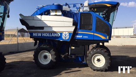 Machine à vendanger New Holland BRAUD 9050L - 1